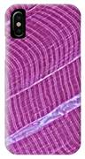 Primate Skeletal Muscle IPhone Case