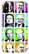 'prime Ministers Question Time X 16' IPhone Case