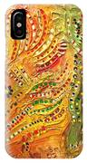 Primitive Abstract 3 By Rafi Talby IPhone Case