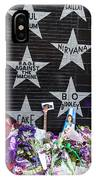 Prince Memorial First Avenue Minneapolis 1 IPhone Case