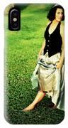 Princess Along The Grass IPhone Case