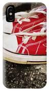 Princess Shoes IPhone Case