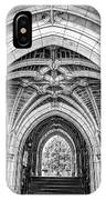 Princeton University Arched Walkway IPhone Case