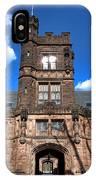 Princeton University East Pyne Hall  IPhone Case