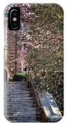 Princeton University Old Stairway IPhone Case