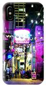 Printers Alley 1 IPhone Case