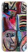 Prisoners By Rafi Talby IPhone Case