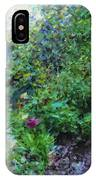Private Garden IPhone Case