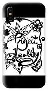 Project Healthy IPhone X Case