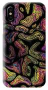 Prominent Entanglements IPhone Case