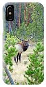 Protective Elk IPhone Case