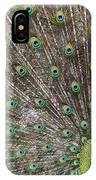 Proud Peacock IPhone Case