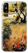 Provence 56123 IPhone Case