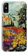 Provence 56900192 IPhone Case
