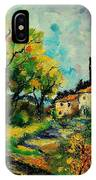 Provence 670110 IPhone Case