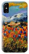 Provence 670170 IPhone Case