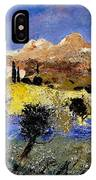 Provence 674525 IPhone Case