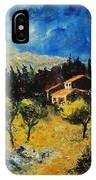 Provence 678965 IPhone Case