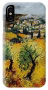 Provence 789080 IPhone Case