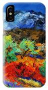 Provence 790050 IPhone Case