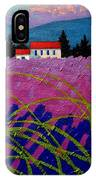 Provence Landscape IPhone Case