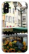 Provence Market Day IPhone Case