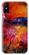 Provence560908 IPhone Case