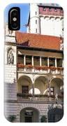 Pruhonice Castle Architecture IPhone Case