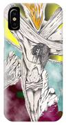 Psalm 22 Ch 13-15... IPhone Case