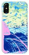 Psychadelic  Beach IPhone Case
