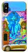 Psychdelic Rockers IPhone Case