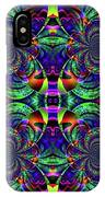 Psychedelic Abstract Kaleidoscope IPhone Case
