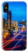 Psychedelic Bangkok Thailand IPhone Case