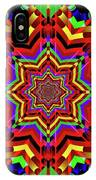 Psychedelic Construct IPhone Case