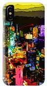 Psychedelic  Dubai Art IPhone Case