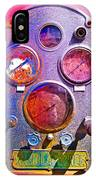 Psychedelic Gauges IPhone Case