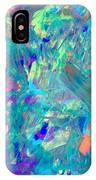 Psychedelic  Haze IPhone Case