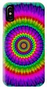 Psychedelic Journey IPhone Case