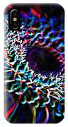 Psychedelic Neon IPhone Case