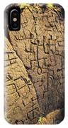 Puako Petroglyphs IPhone Case