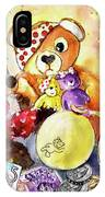 Pudsey And Truffle Mcfurry For Children In Need IPhone Case
