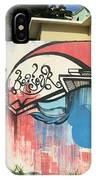 Puerto Rican Graffiti IPhone Case