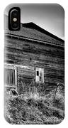 Pullman Barns IPhone Case