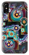 Pulse Of The Motherboard IPhone Case