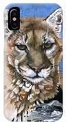 Puma - The Hunter IPhone Case