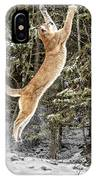 Puma High Jump IPhone Case