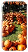 Pumpkin - Happy Thanksgiving IPhone Case