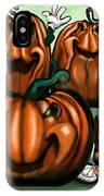Pumpkin Party IPhone Case