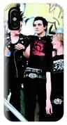 Punk IPhone Case