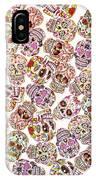 Punk Rock Pattern IPhone Case